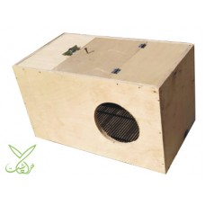 Rabbit Breeding Box Closed