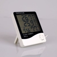 Temperature (In & Out) and Humidity Meter
