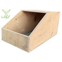 Rabbit Breeding Box Open