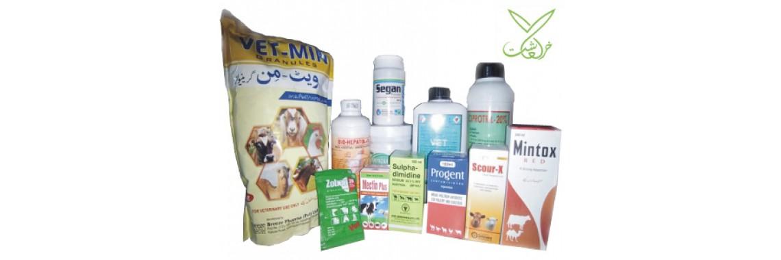 Rabbit Medicines