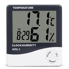 Temprature and Humidity Meter